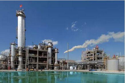 郑州聚丙烯酰胺对煤化工生产厂家项目污水处理成功案例