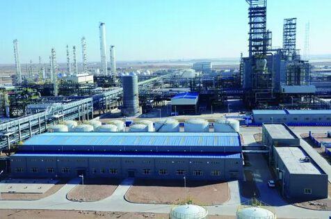 葡萄糖厂家处理中煤蒙大新能源化工项目除盐水案例